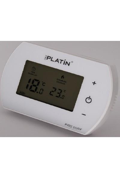 Platin 20 Rf Kablosuz Oda Termostatı