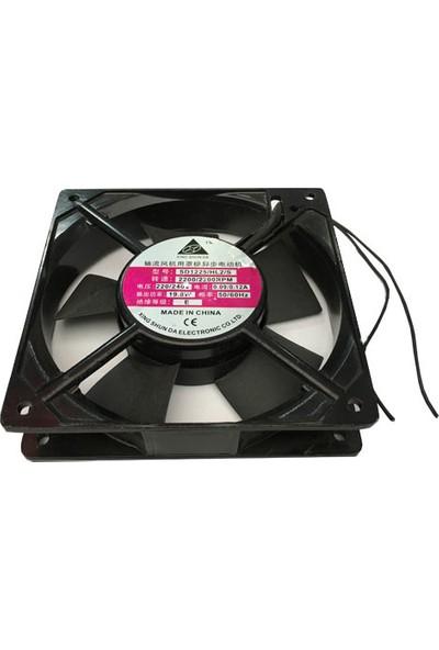 Oem Fan 220V 12X12 Cm Metal Fan