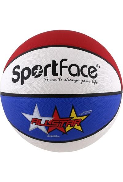 Sportface Sbt 2771 Allstar Deri 7 No Basketbol Topu