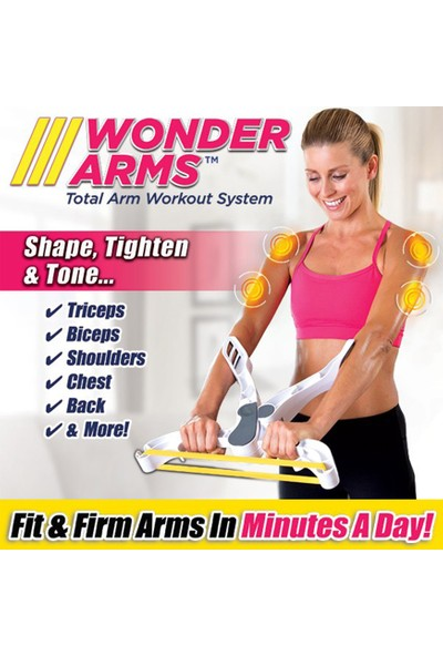 Wonder Arms Kol Gym Aleti