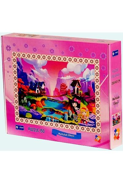 Adam Games Mutluluk Ülkesi Puzzle
