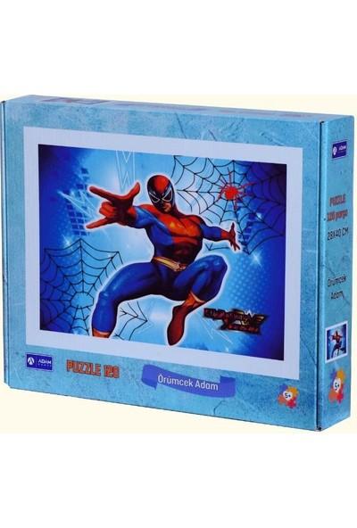 Adam Games Örümcek Adam Puzzle