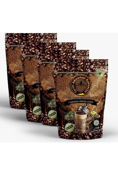 Tarihi Adıyaman Kahvecisi Tak Osmanlı Kahvesi 4 Paket