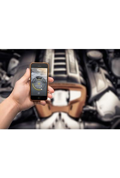 Race Chip RS Connect BMW X6 (F16) 2014 Yılı Sonrası 35i (326 HP/ 240 kW) için Bluetooth Kontrol'lü ChipTuning Seti
