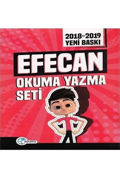 Molekül Yayınları 1. Sınıf Efecan Okuma Yazma Seti