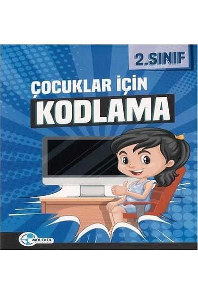 Molekül Yayınları 2. Sınıf Çocuklar İçin Kodlama