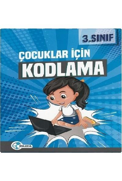 Molekül Yayınları 3. Sınıf Çocuklar İçin Kodlama