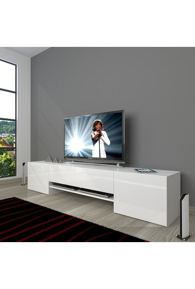 Decoraktiv 1e1 Mdf 180 Tv Ünitesi Tv Sehpası