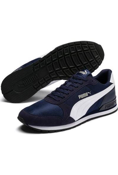 Puma St Runner V2 Mesh Erkek Günlük Spor Ayakkabı