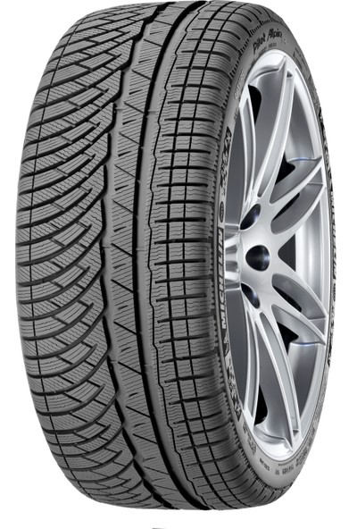 Michelin 245/45 R18 100V XL ZP RFT * MOE Pilot Alpin PA4 Oto Lastik