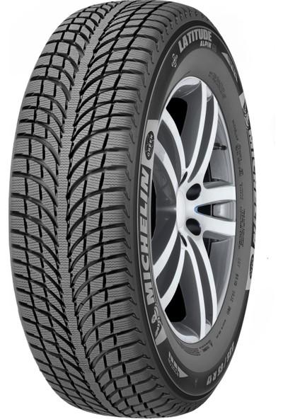Michelin 255/45R20 105V Latıtude Alpın La2 Mo Grnx Xl 4X4 Kış Lastiği (2017)