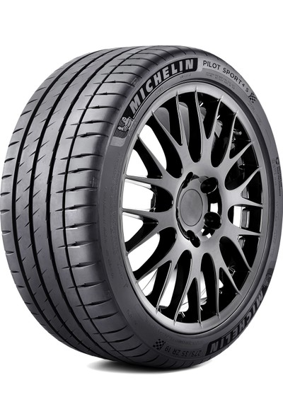 Michelin 245/35R18 92Y Pilot Sport 4 Xl (2017)