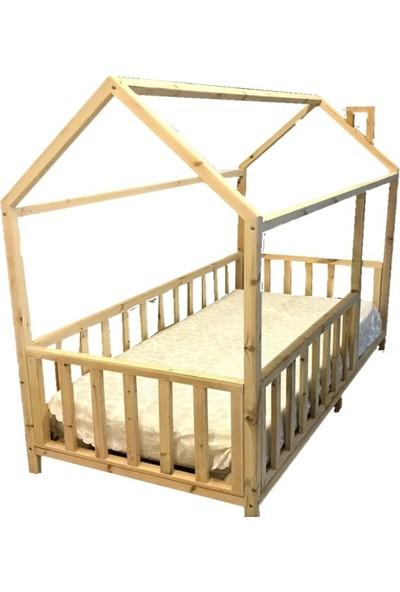 Köşk Mobilya Montessori Yatak