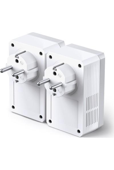 TP-Link TL-PA4010P KIT AV600 AC Güç Soketli Powerline Adaptör Başlangıç Kiti