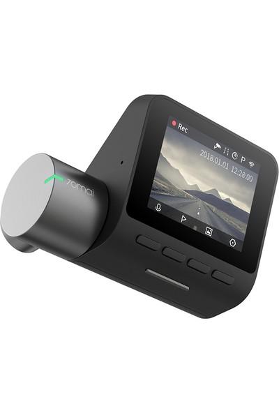 Xiaomi 70Mai Pro Akıllı Araç İçi Kamera -140° Geniş Açı Lens - 1944p - Gece Görüşü - Sesli Kontrol - Global Versiyon