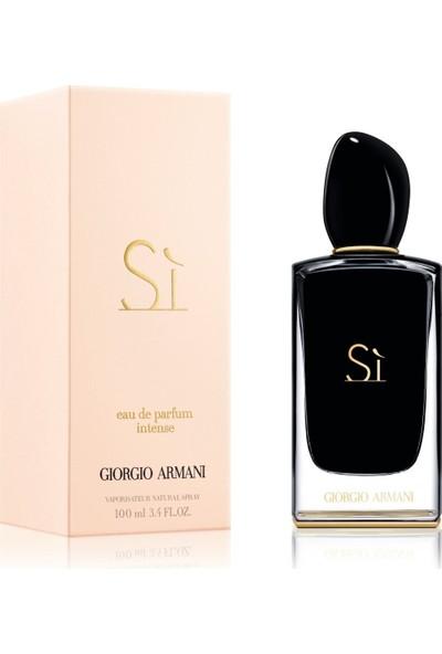 Giorgio Armani Si Intense Edp 100 Ml Kadın Parfümü