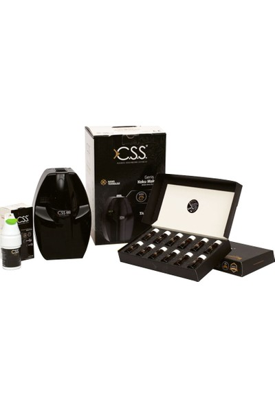 Css Company Taison T8 Profesyonel Koku Makinası (3l ü Set )