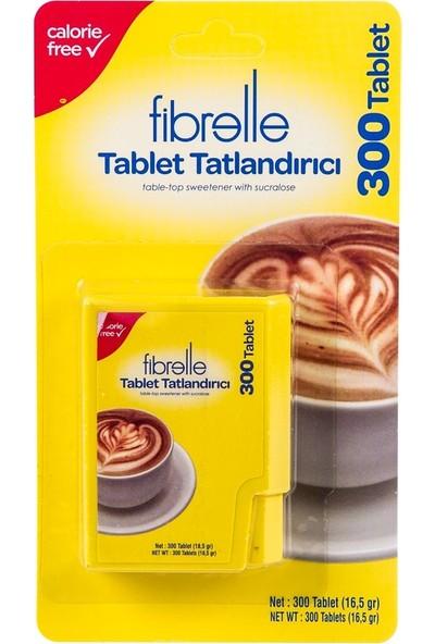 Fibrelle Tatlandırıcı 300 Tablet