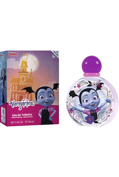 Disney Wampirina Edt 100 ml