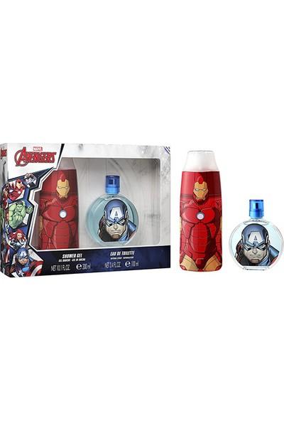 Marvel The Avengers Edt 100 ml + Shower Gel 300 ml