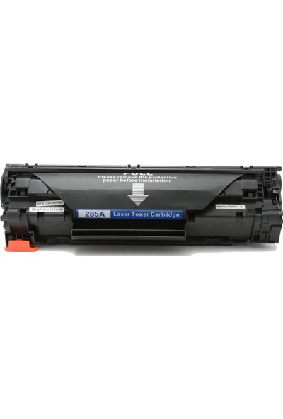 Tonerman HP CE285A P1102 P1102W M1132 M1212 Canon (CRG 725) Muadil Toner