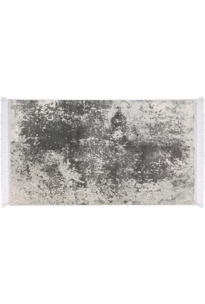 Dekoreko İnci Halı Dijital Saçaklı 1898 80 x 120