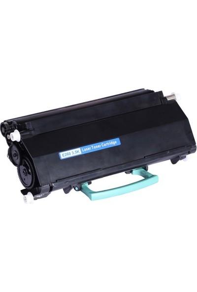 Re/Mat Lexmark E260,360,460 E260A11E Siyah Muadil Toner