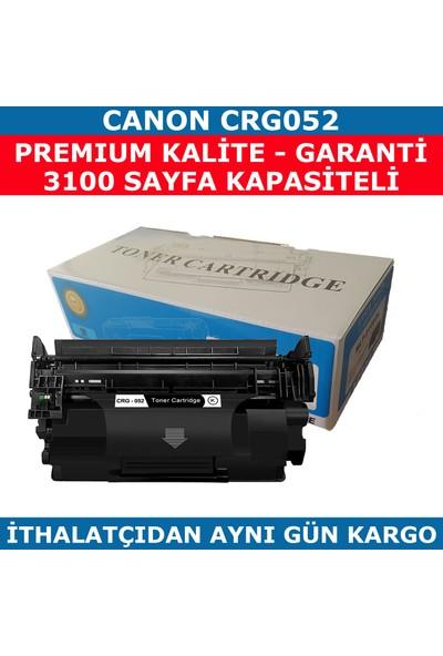 Renkli Toner Canon Crg-052 Siyah Muadil Toner 3.100