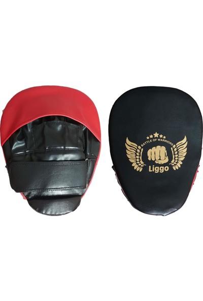 Liggo Strike Boks Lapa Çift Ellik Kick Boks Muay Thai Lapa