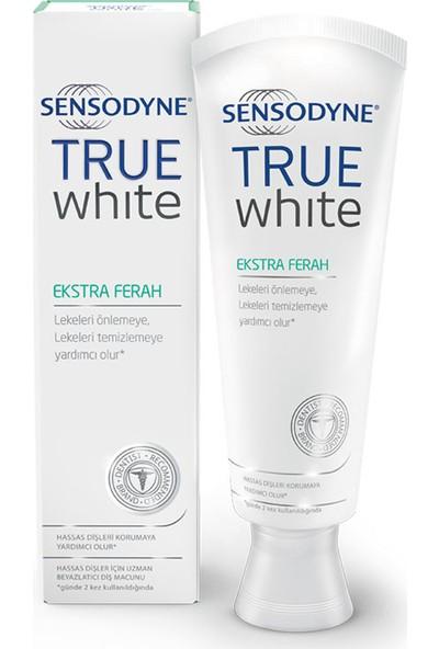 Sensodyne True White Ekstra Fresh Diş Macunu 75 ml