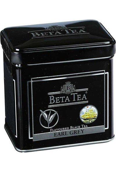 Beta Earl grey 100gr Tnk Kutu