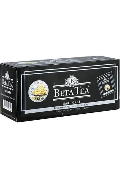 Beta Earl Grey Bardak 25x 2gr
