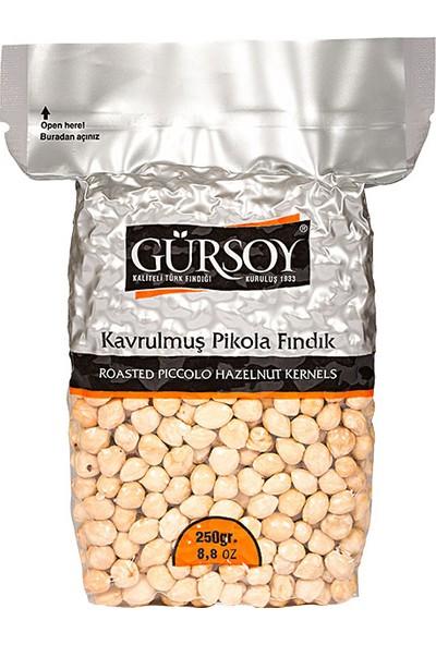 Gürsoy Vakumlu Pikola Fındık 250gr