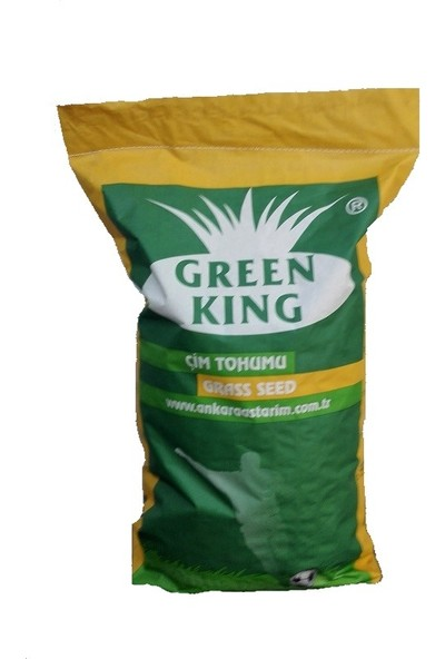 Green King 4M Anadolu Çim Tohumu 10 Kg
