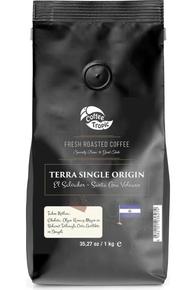 Coffeetropic Terra Single Origin El Salvador Santa Ana Volcano 1 Kg