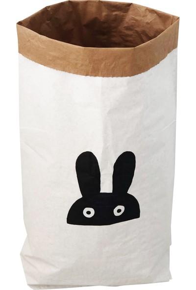 Altuka Caelum İskandinav Tavşan Kraft Oyuncak Torbası