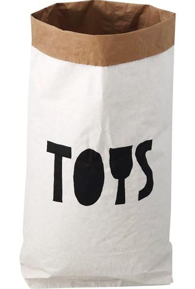 Altuka Caelum Toys Kraft Oyuncak Torbası
