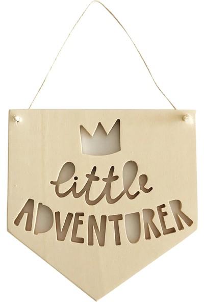Altuka Octans Ahşap Flama Little Adventurer