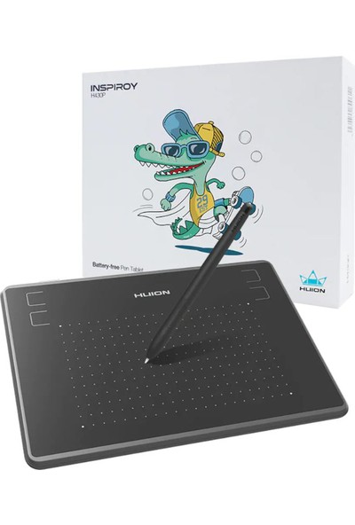 Huion H430P Dijital Grafik Çizim Tableti