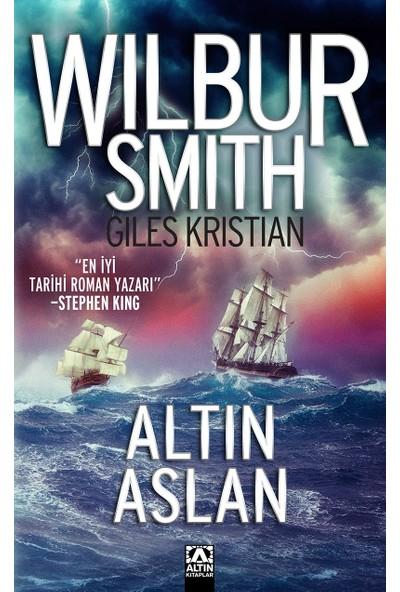 Altın Aslan - Wilbur Smith