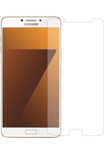 BlitzPower Samsung Galaxy C7 Pro Nano Glass Nano Ekran Koruyucu