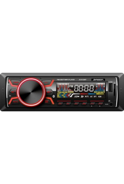 Jameson Js-9125Bt-Usb-Kartlı-Mp3-Bluetooth-4X50W Yeni Model Teyp