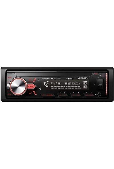 Jameson Js-9130Bt-Usb-Kartlı-Mp3-Bluetooth-4X50W Yeni Model Teyp