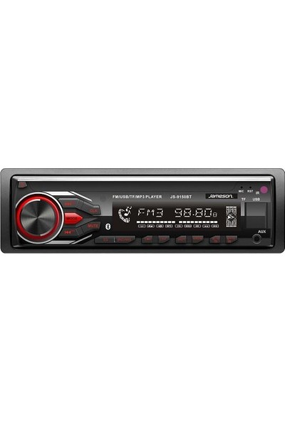 Jameson Js-9150Bt-Usb-Kartlı-Mp3-Bluetooth-4X50W Yeni Model Teyp