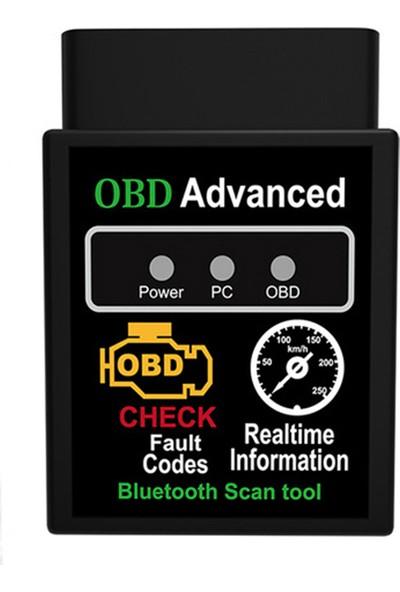 Elm327 Obd2 Bluetooth Araç Arıza Tespit Cihazı Hh Obd