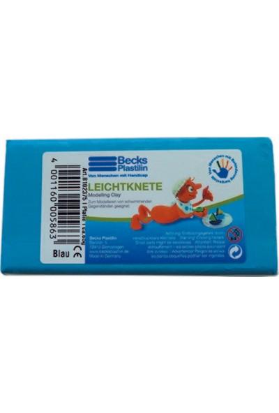 Becks Suda Yüzen Oyun Hamuru 65gr Mavi Non Toxic