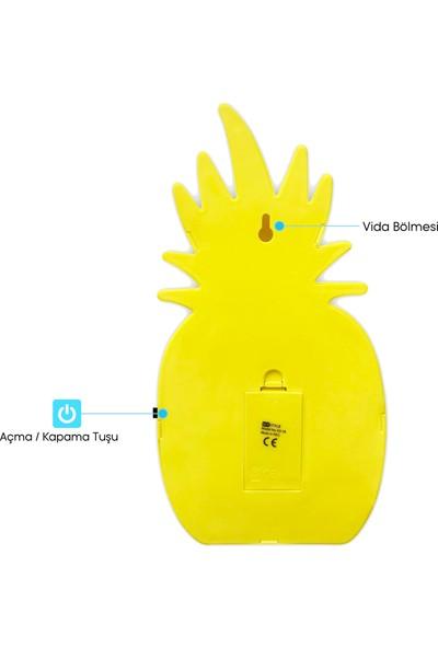 My Style Ananas Dekoratif Led Işık-Gece Lambası-Aydınlatma
