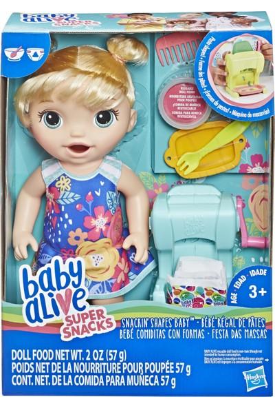 Baby Alive Bebeğimle Makarna Eğlencesi