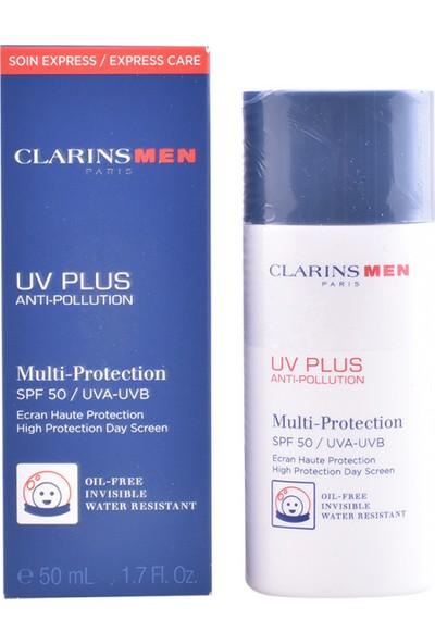 Clarins Men Uv Plus Multi-Protection Spf50 50 ml