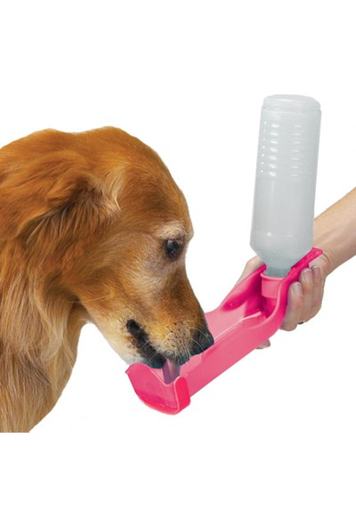 Welfare Köpek Suluğu Otomatik Pratik 500 Ml Kedi Köpek Suluk Kabı Kap Mama